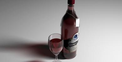 Crno vino - Plava Ruža