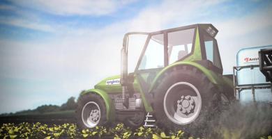 Syngenta - traktor